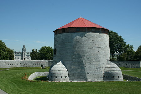 Photo of Fort Frederick