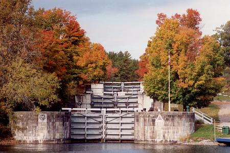 Photo of Rideau Canal Locks at Jones Falls