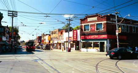 Chinatown East - Gerrard and Broadview